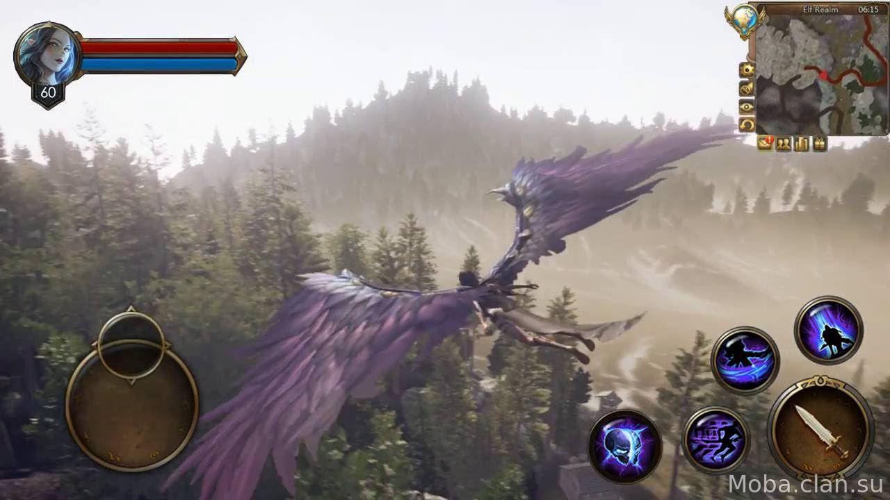 Игры где надо летать